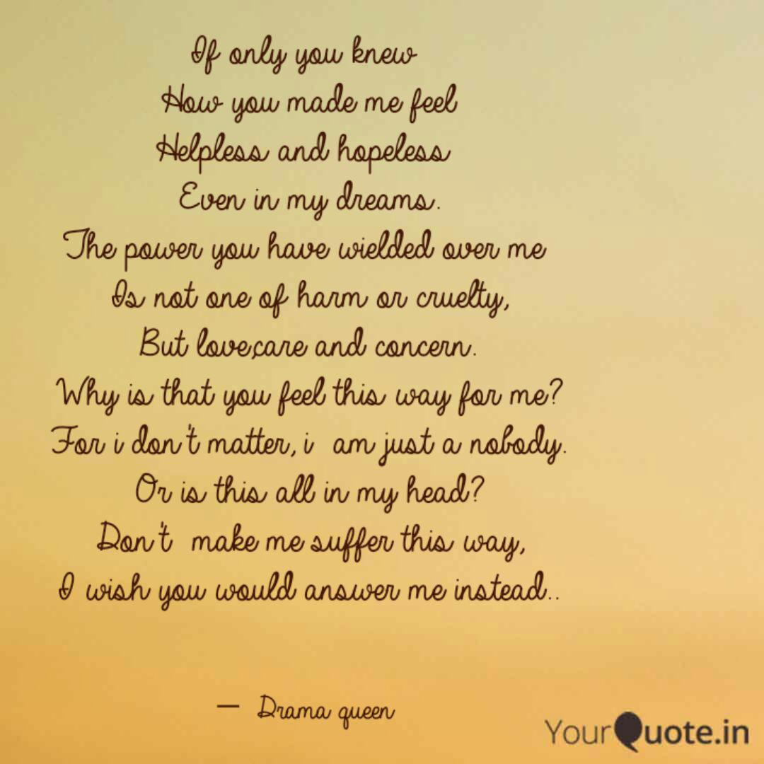 drama queen (Drama queen) Quotes   YourQuote