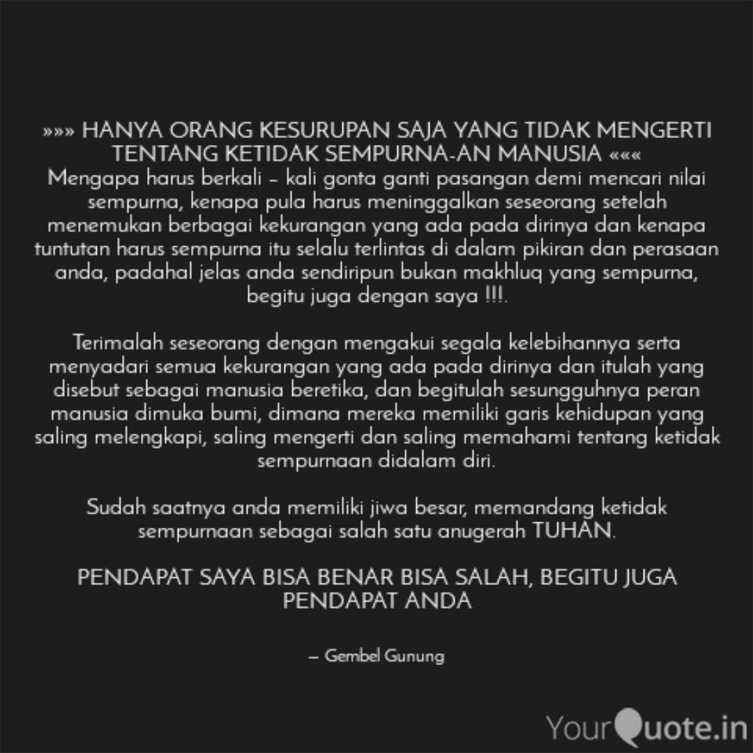 gembel gunung quotes yourquote