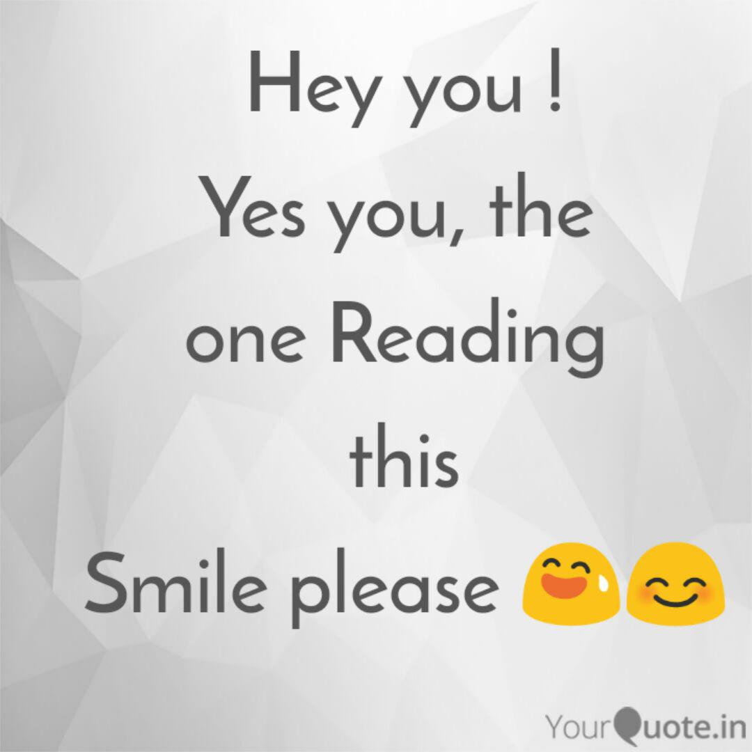 Hey You Yes You The O Quotes Writings By Pooja Dwivedi Yourquote