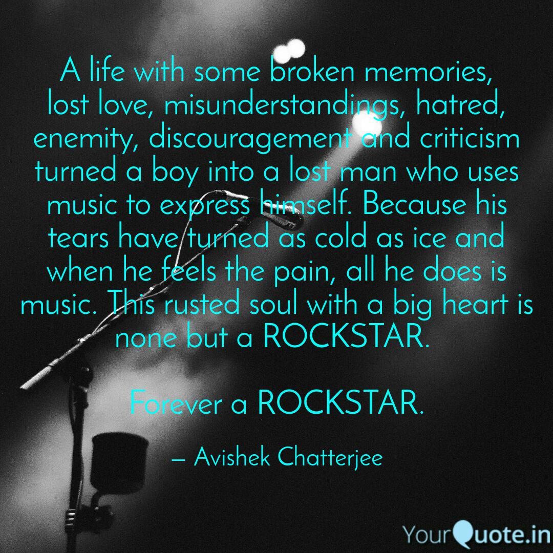 a life some broken m quotes writings by avishek