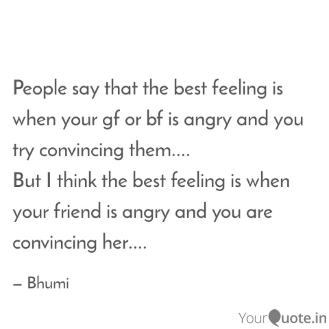 people say that the best quotes writings by bhumi bhumika