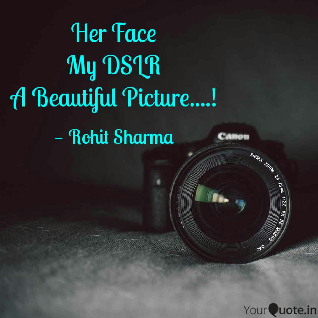 Best Dslr Quotes Status Shayari Poetry Thoughts Yourquote