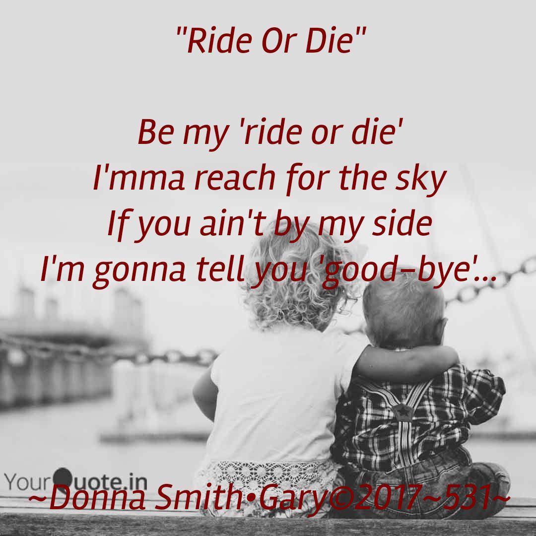 Ride Or Die\