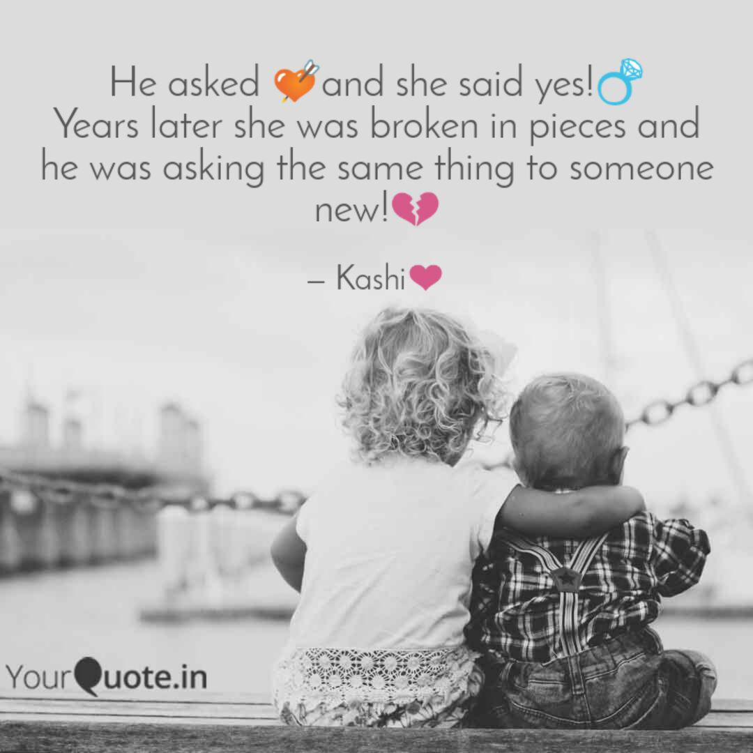 He Asked And She Said Y Quotes Writings By Kashish Rateshwar Yourquote He asked me what i _____ if i failed to get the job. quotes writings by kashish rateshwar