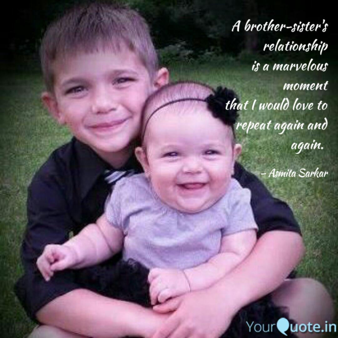 Brother between sister and about love quotes Brothers And