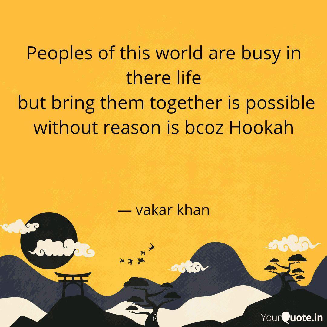 Best hookah Quotes, Status, Shayari, Poetry \u0026 Thoughts