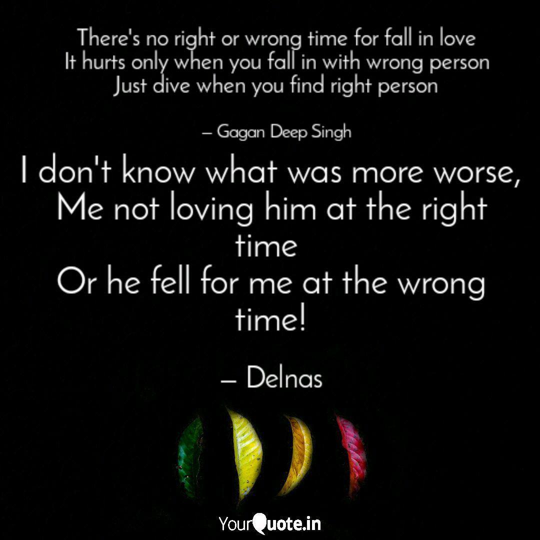 There\'s no right or wrong... | Quotes & Writings by Gagan ...