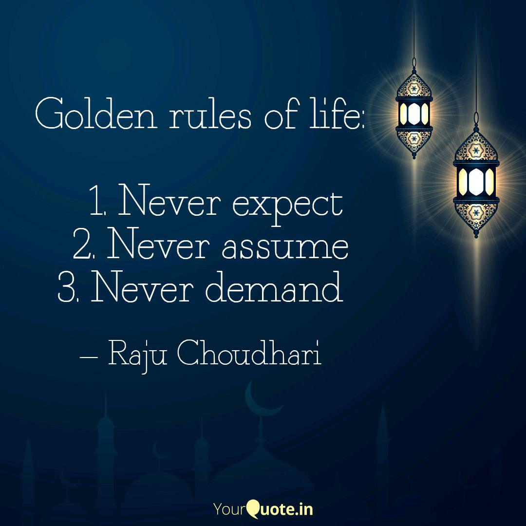 Quotes rules of life 55 Inspirational