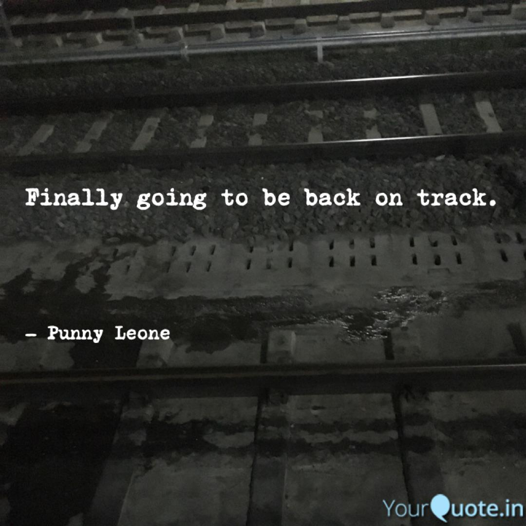 Best Railway Quotes Status Shayari Poetry Thoughts