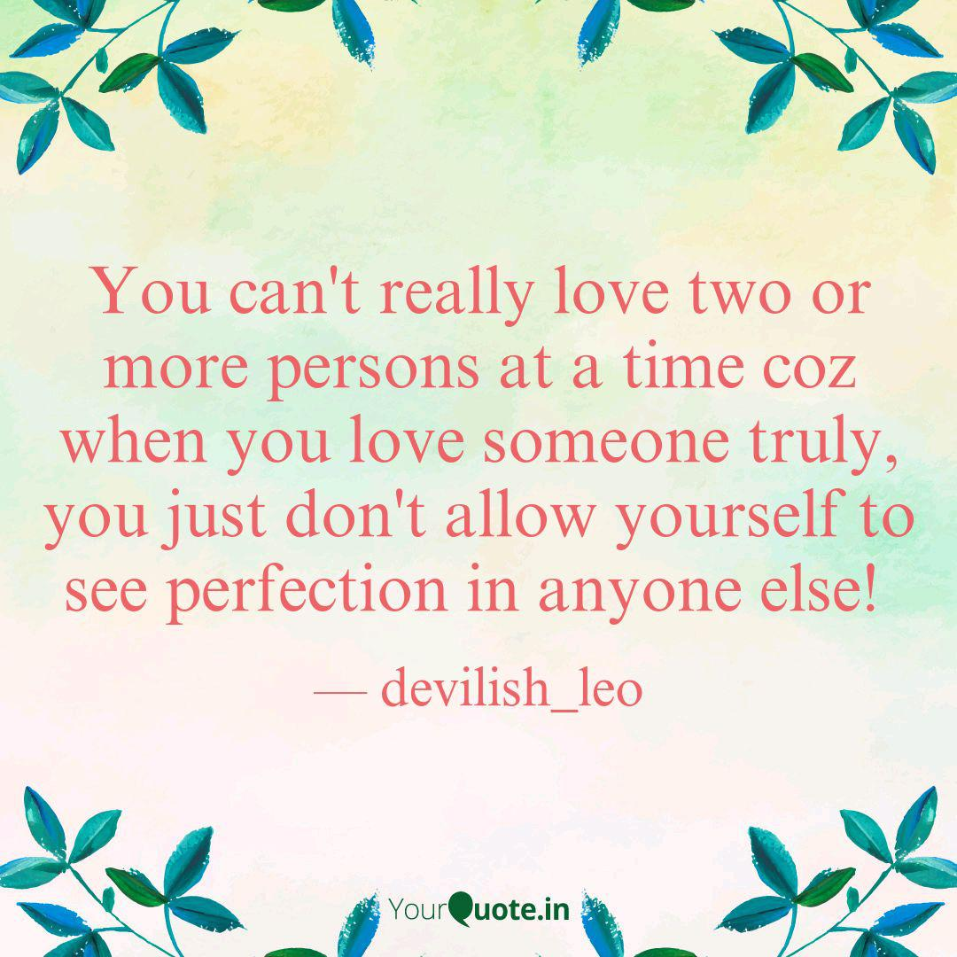 Quotes two people love when you Are You