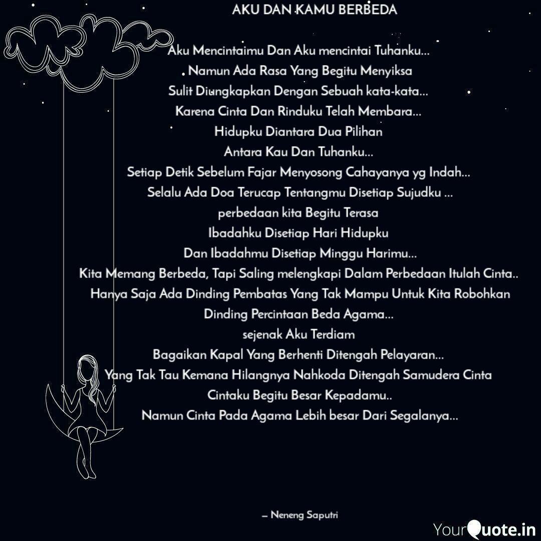 Best Cintabedakeyakinan Quotes Status Shayari Poetry