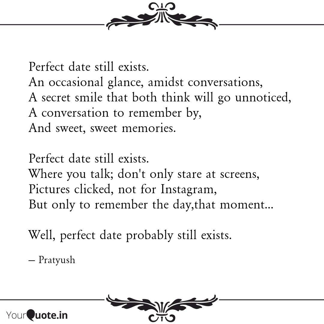 Secret dating Quotes
