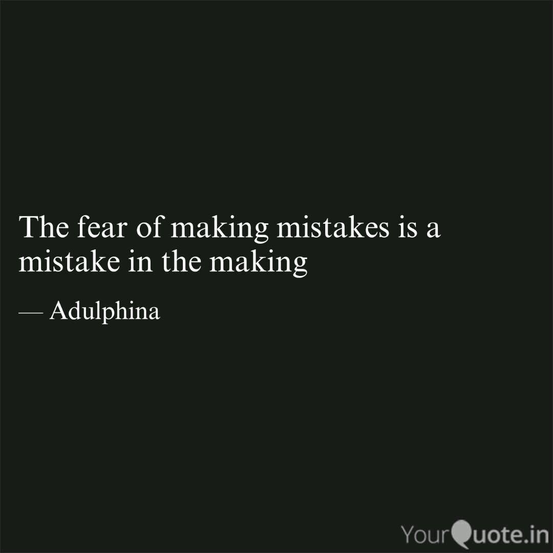Image result for quotes about making mistakes
