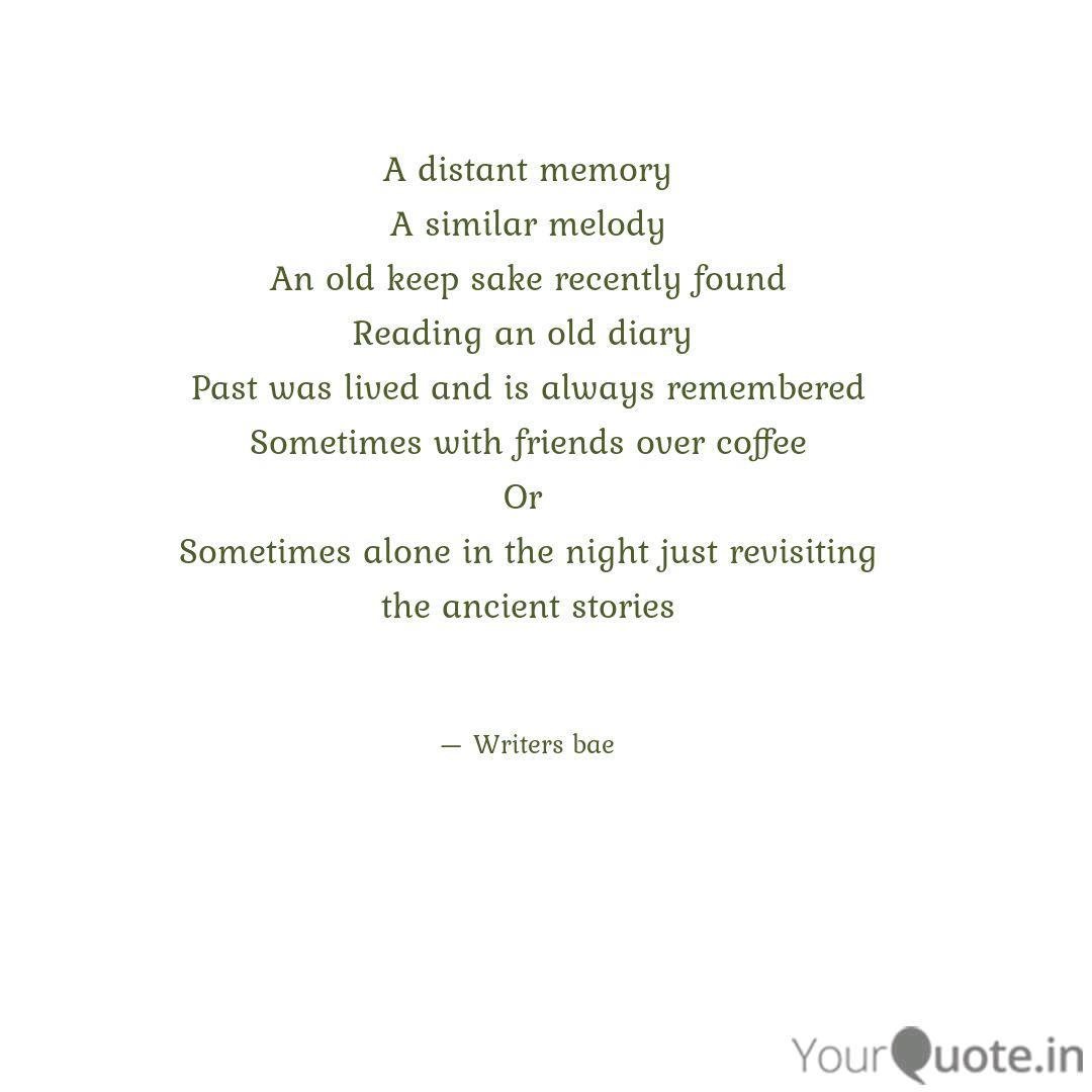 a distant memory a simila quotes writings by tassu kapadia