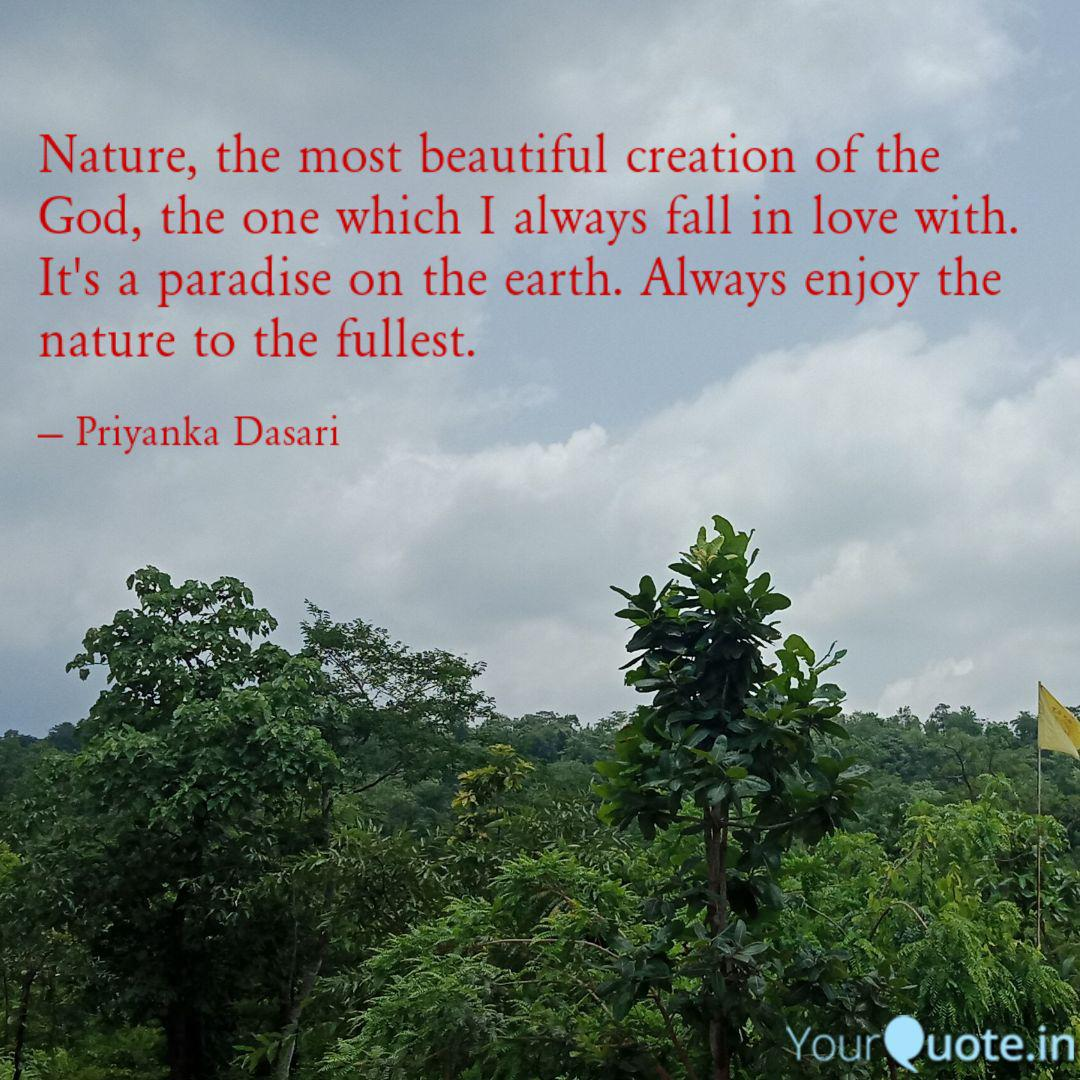nature the most beautifu quotes writings by dasari