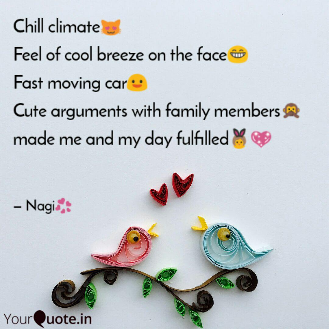 Cool Climate Quotes Images
