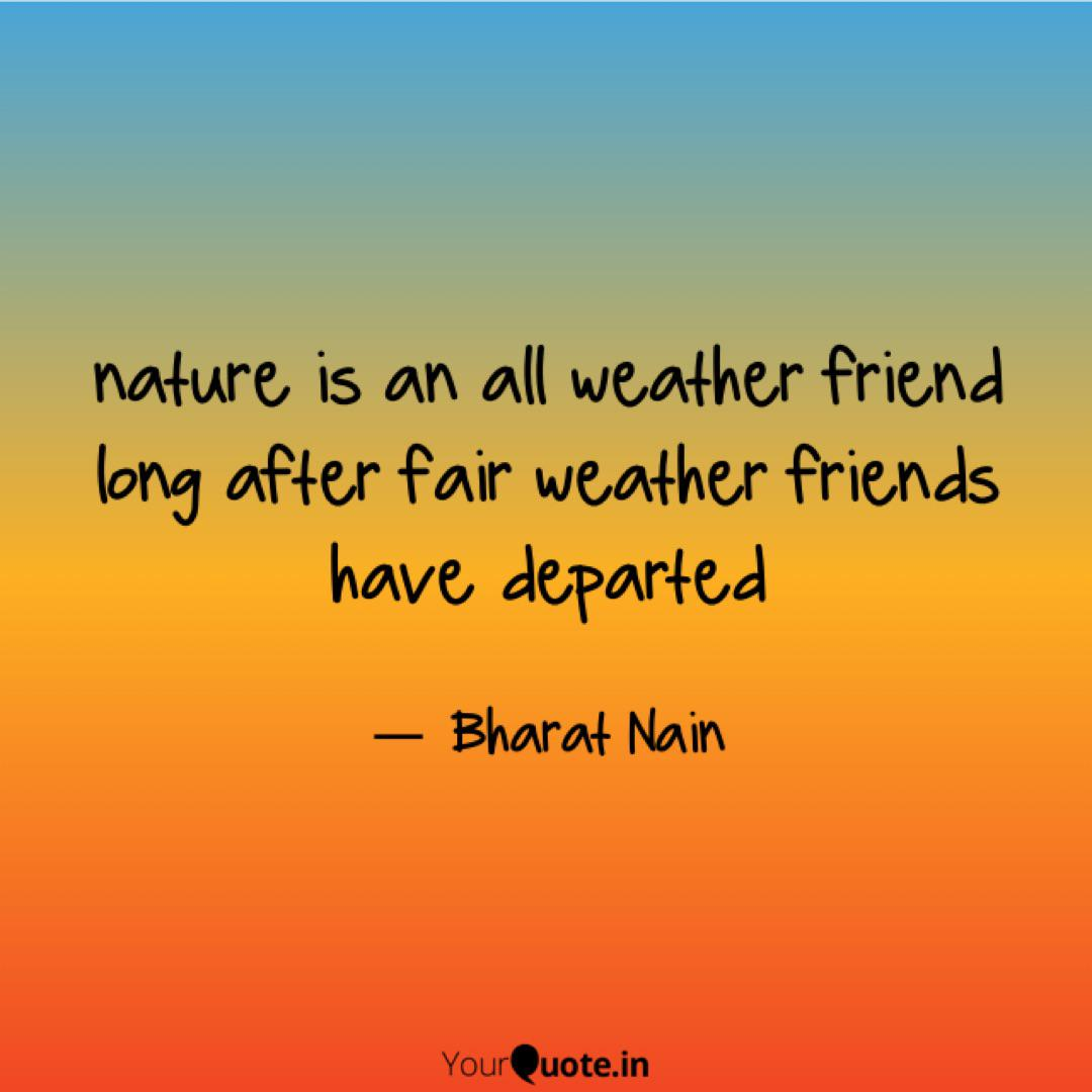 Beautiful Fair Weather Friend Quotes Galleries - Intelli ...