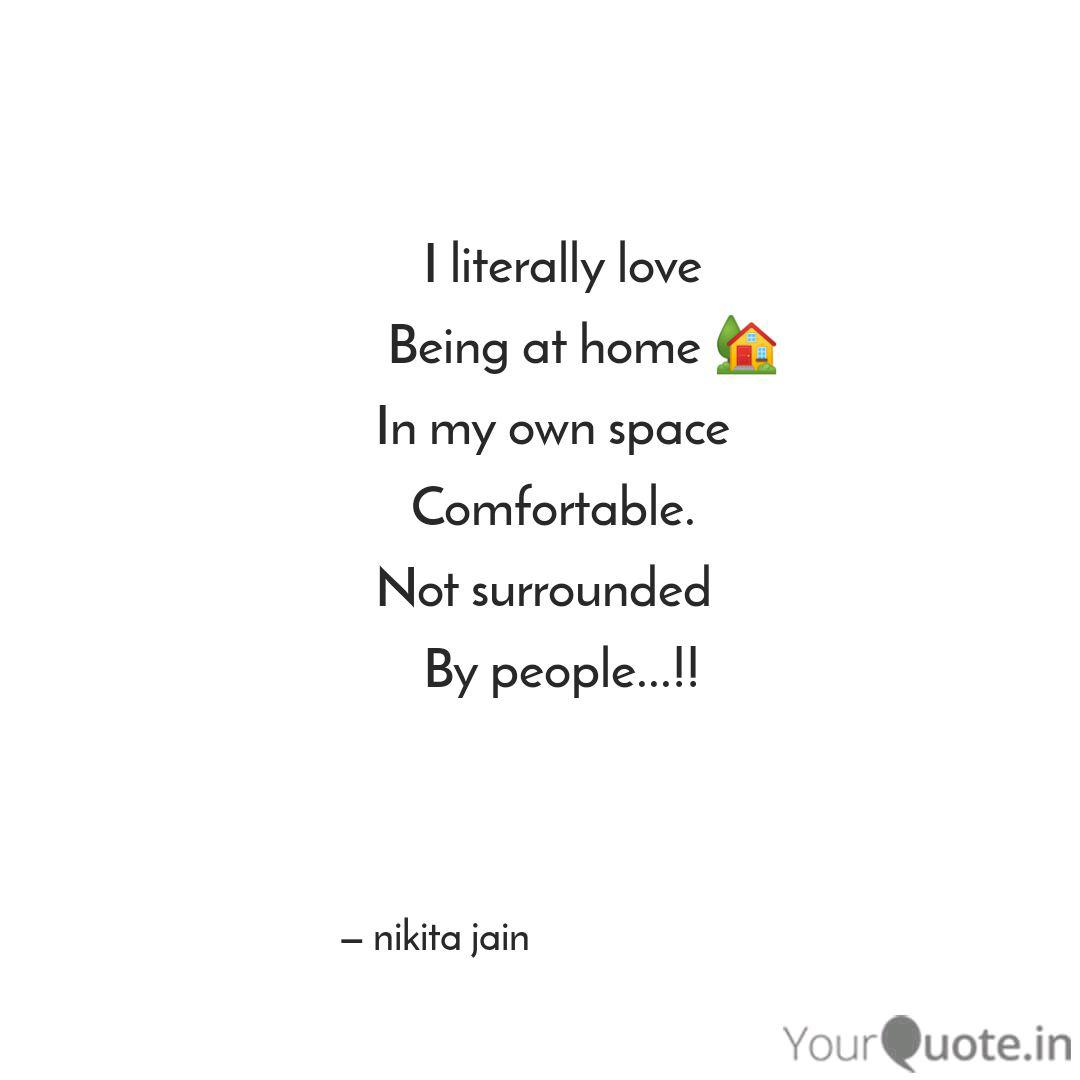 i literally love quotes writings by nikita jain yourquote