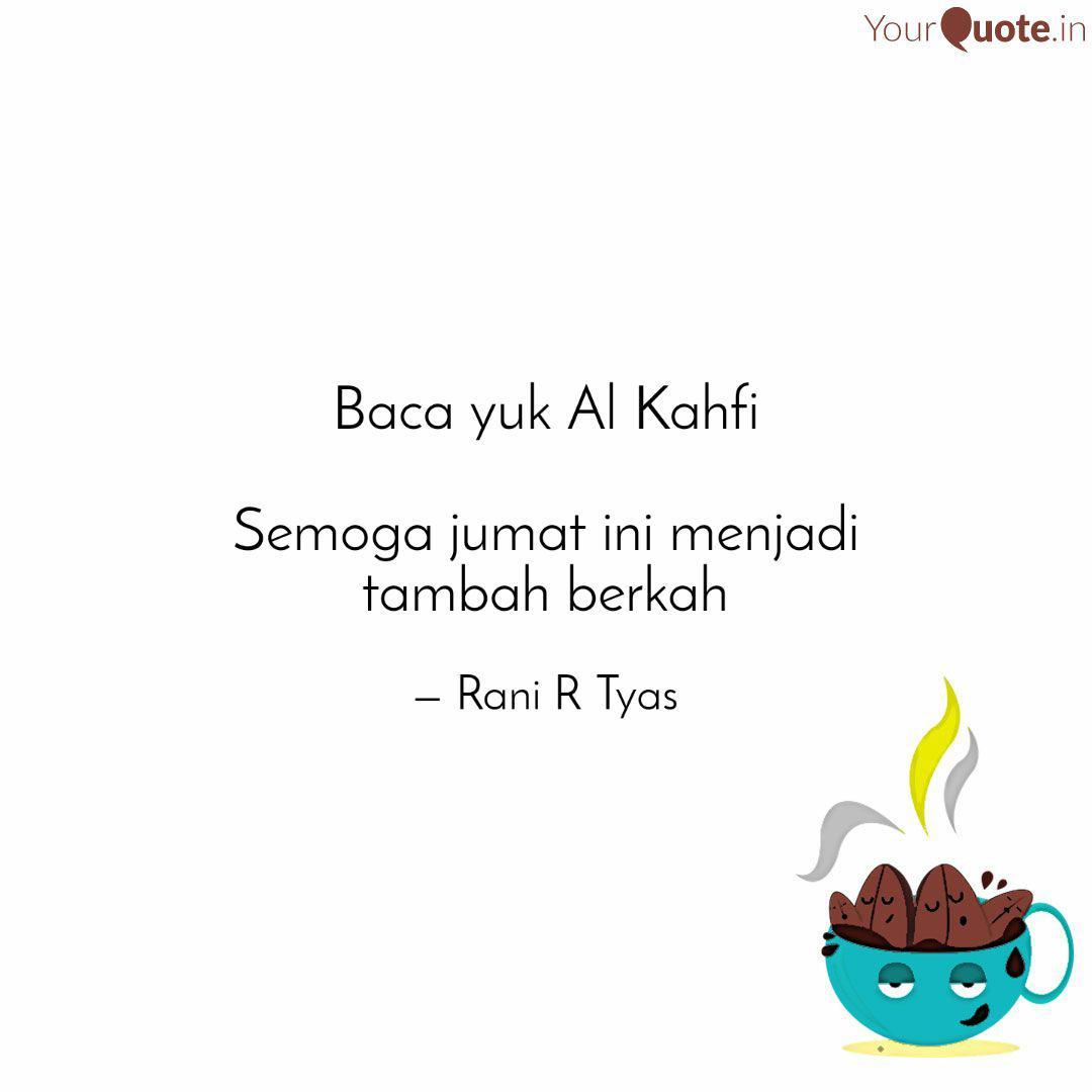Al Kahfi Quotes Jumat