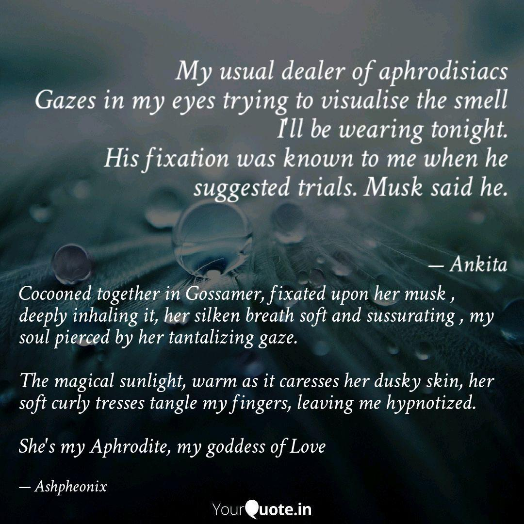 Cocooned Together In Goss Quotes Writings By Shankar