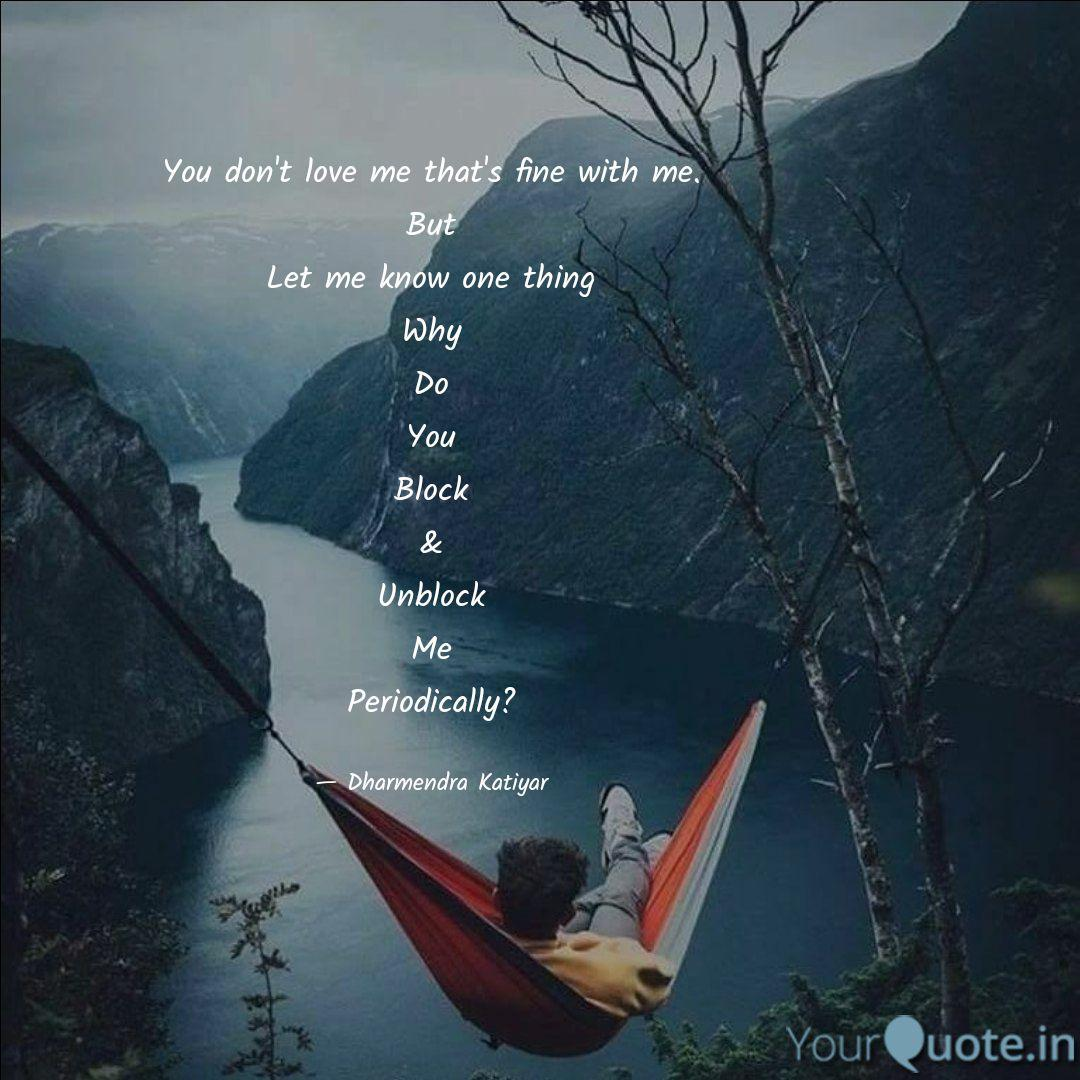 Best Unblock Quotes Status Shayari Poetry Thoughts