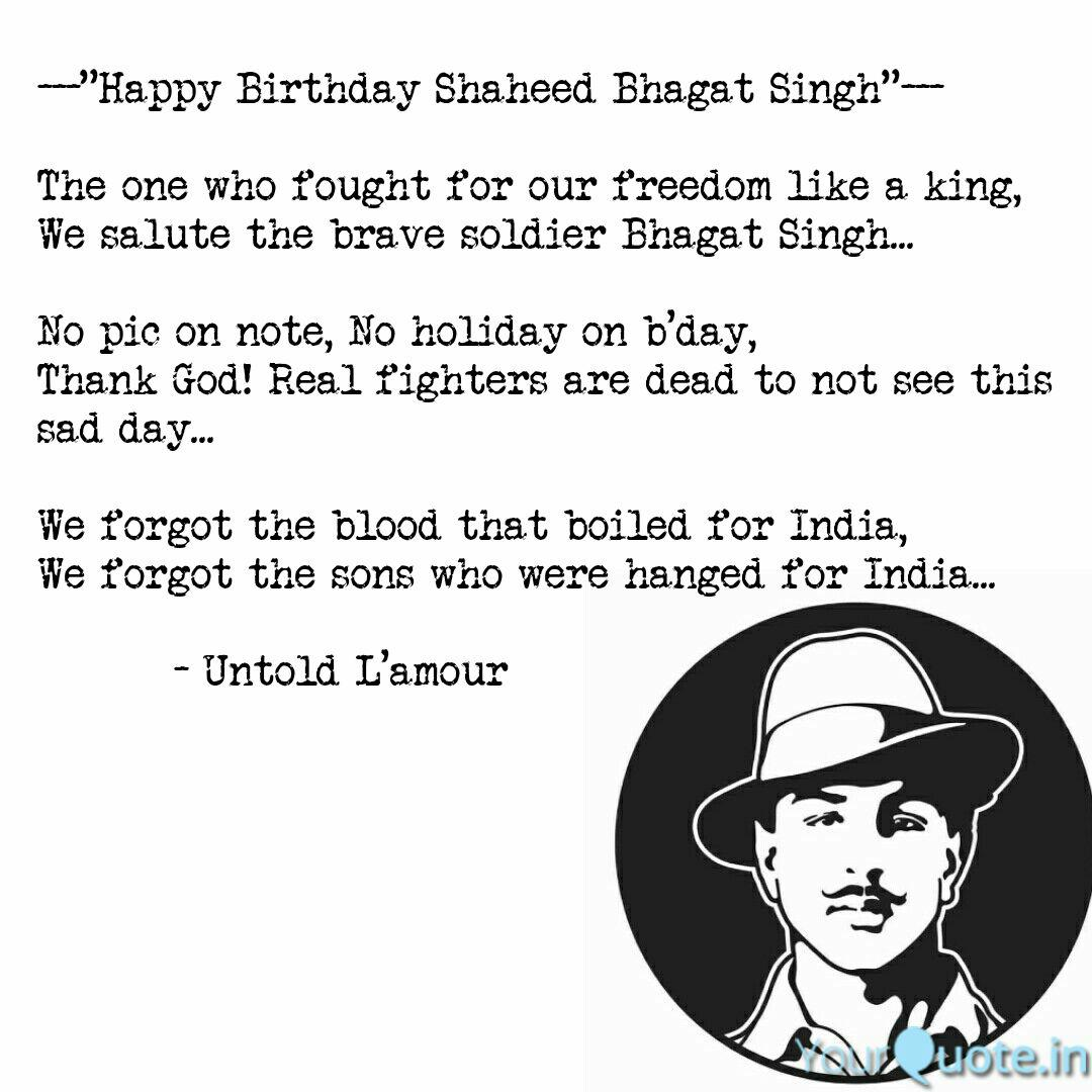 Happy Birthday Shahee Quotes Writings By Aayush Nautiyal Yourquote