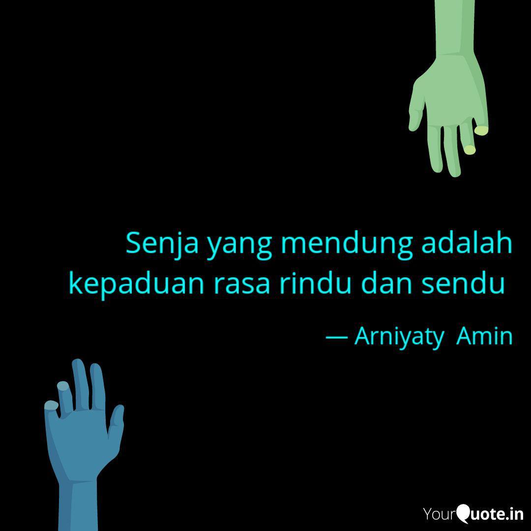 senja yang mendung adalah quotes writings by arniyati