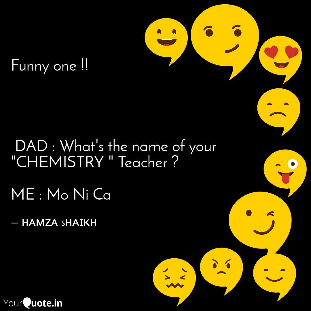 Funny One Dad W Quotes Writings By Hamza Shaikh
