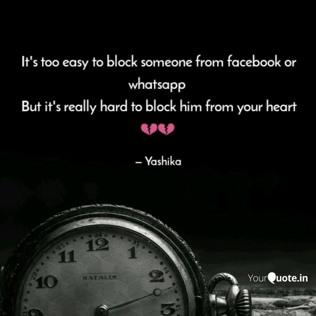 Best Blocking Quotes Status Shayari Poetry Thoughts