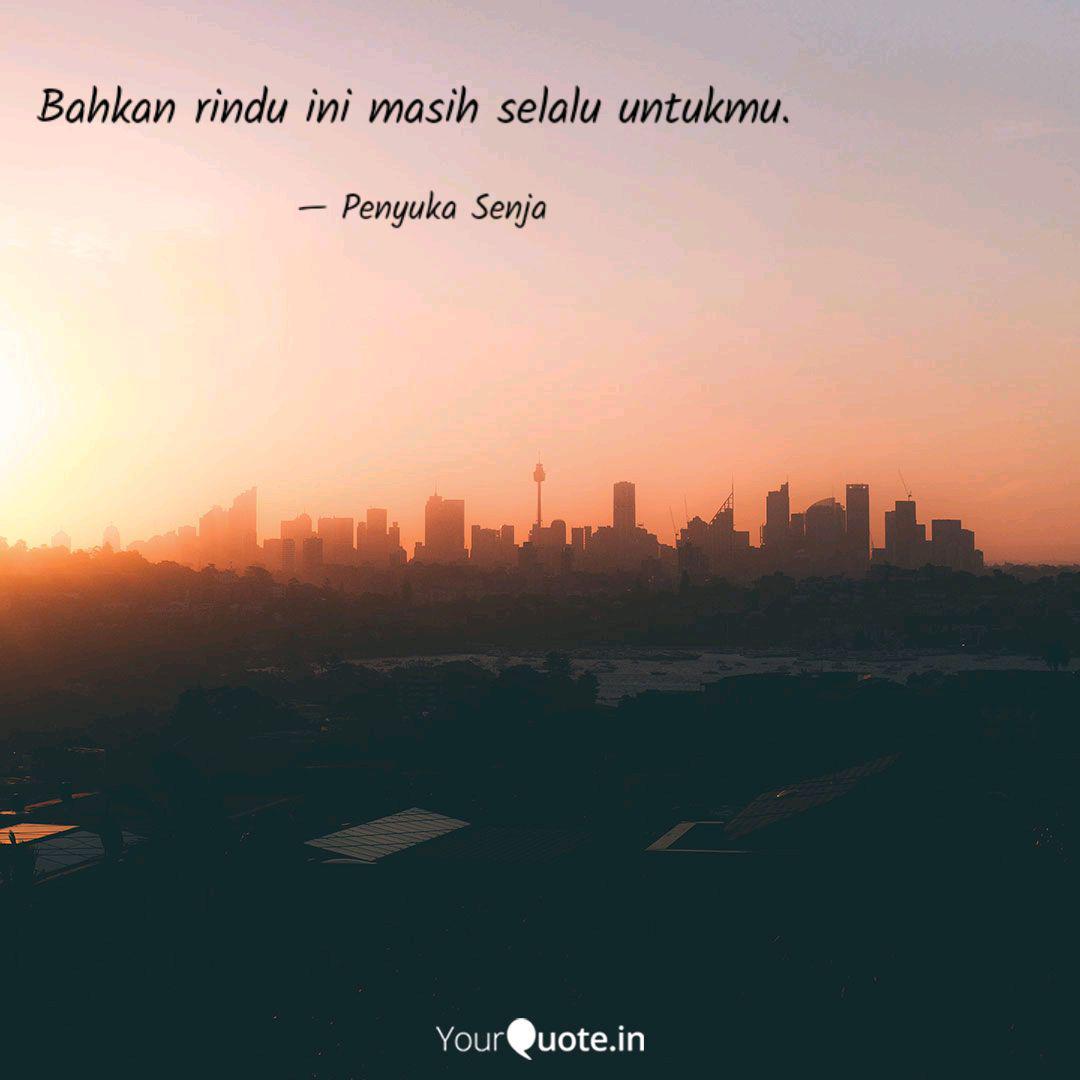 penyuka senja quotes yourquote