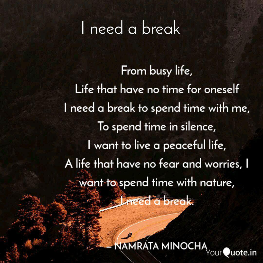 From busy life, Life that  Quotes & Writings by NAMRATA