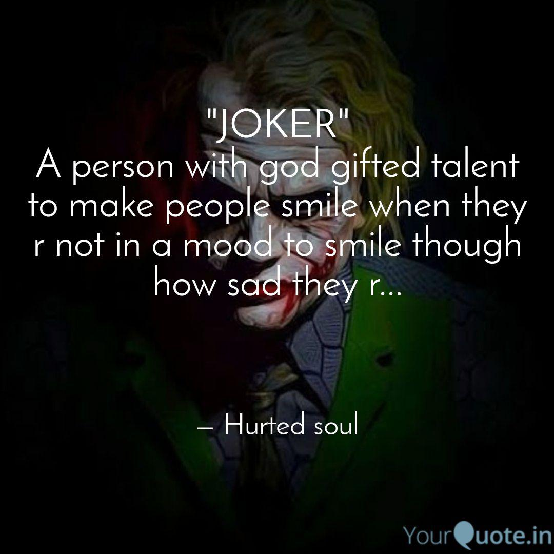 joker a person god quotes writings by kaustavi nayak