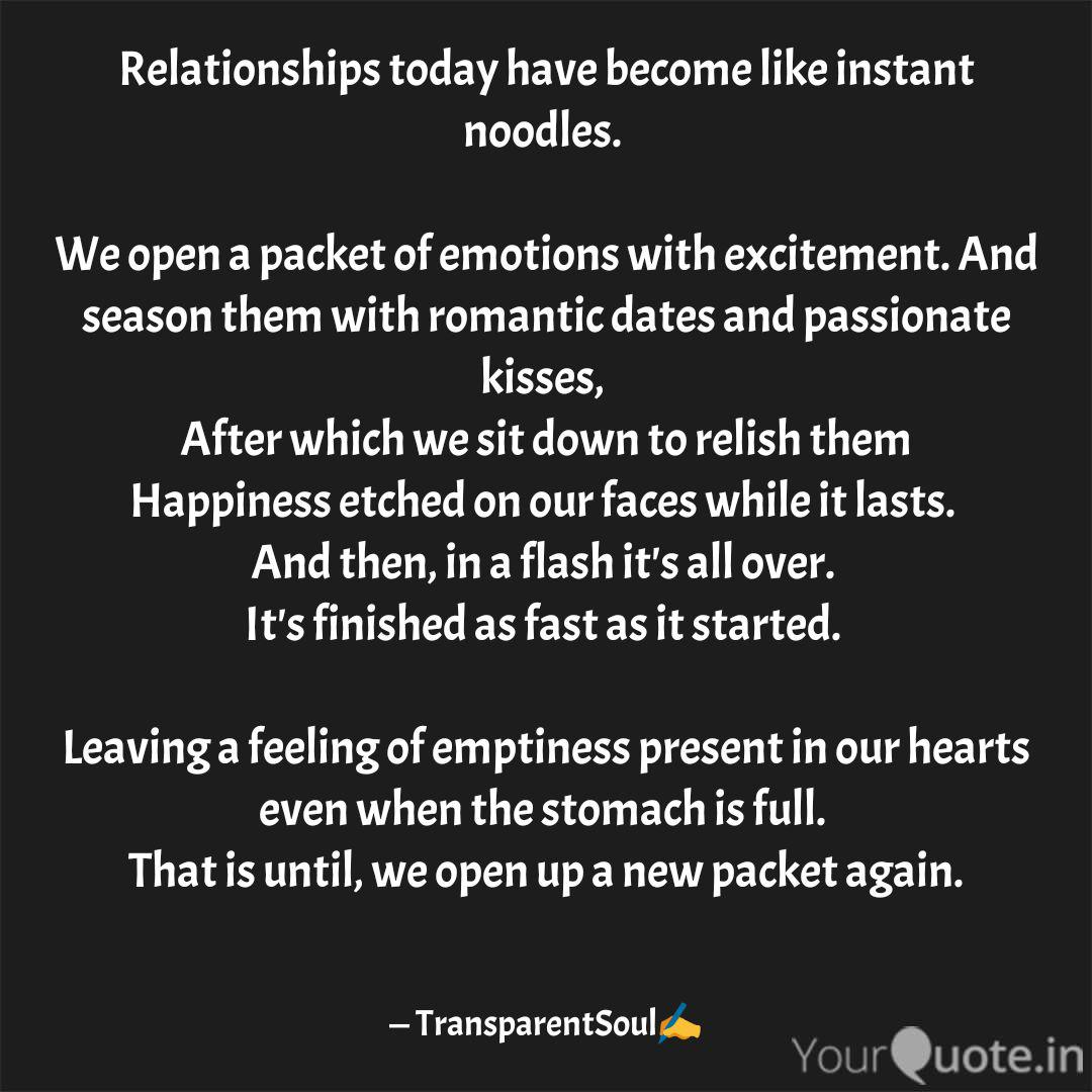 Relationships today have   Quotes & Writings by Smriti Rajput