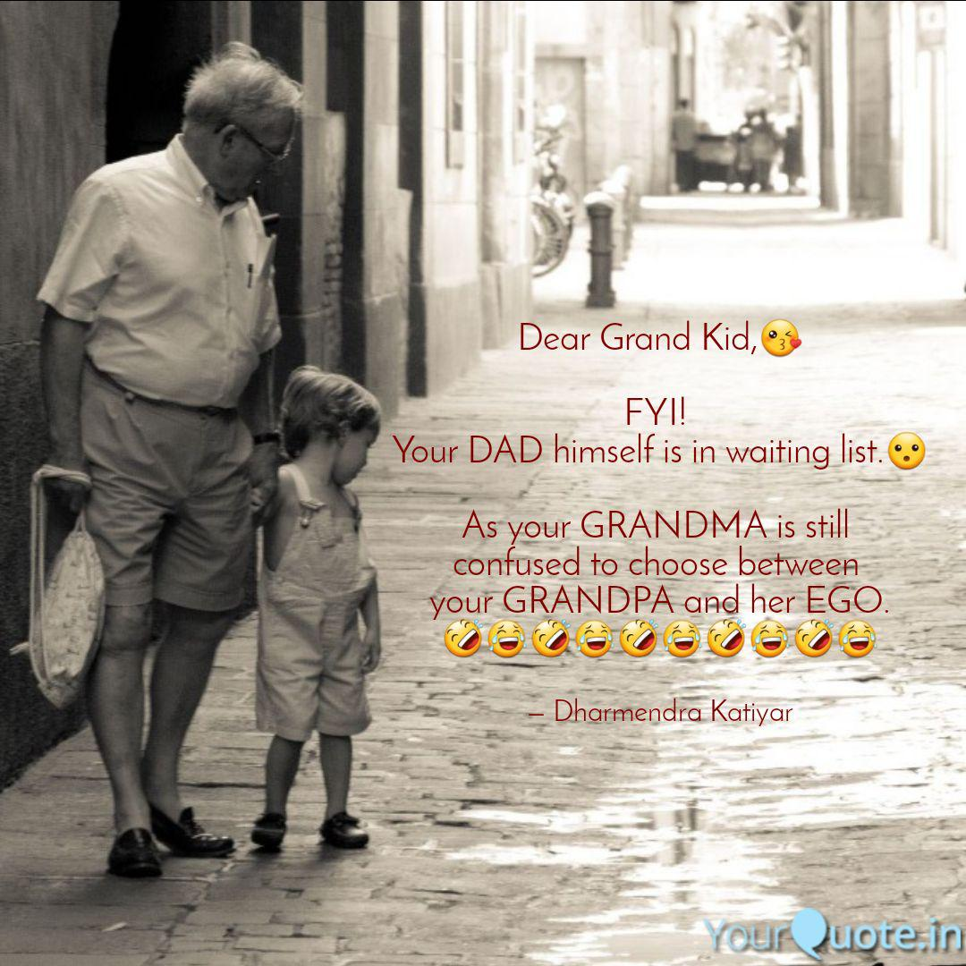 Best grandpa Quotes, Status, Shayari, Poetry & Thoughts ...