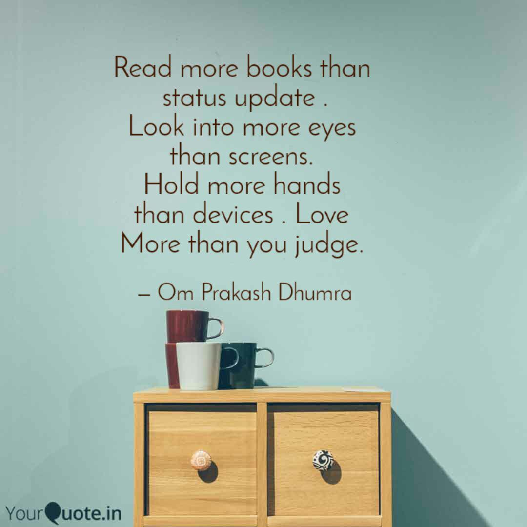 Read More Books Than Sta Quotes Writings By Om