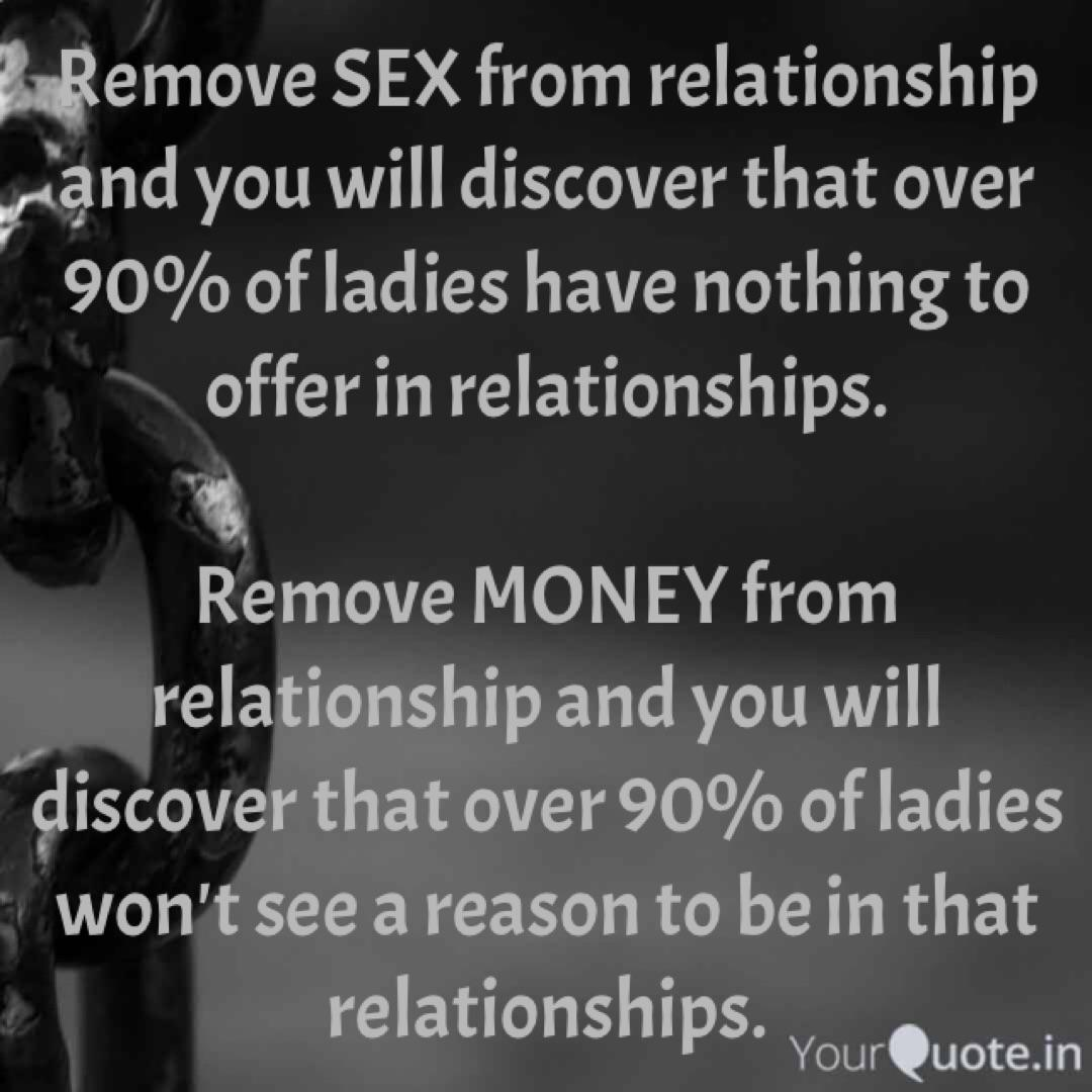 Sex in a relationship quotes