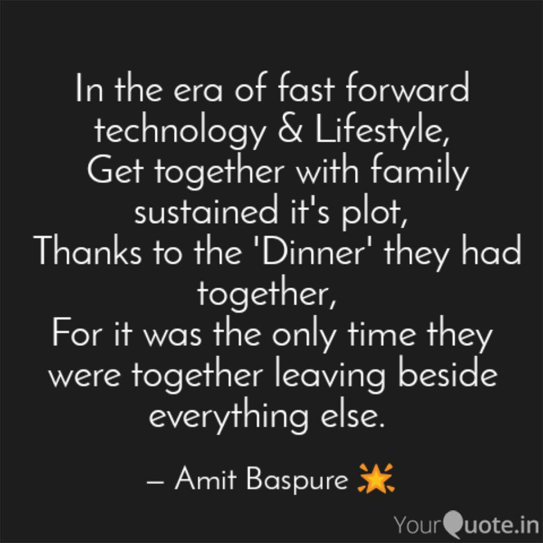 in the era of fast forwar quotes writings by amit baspure