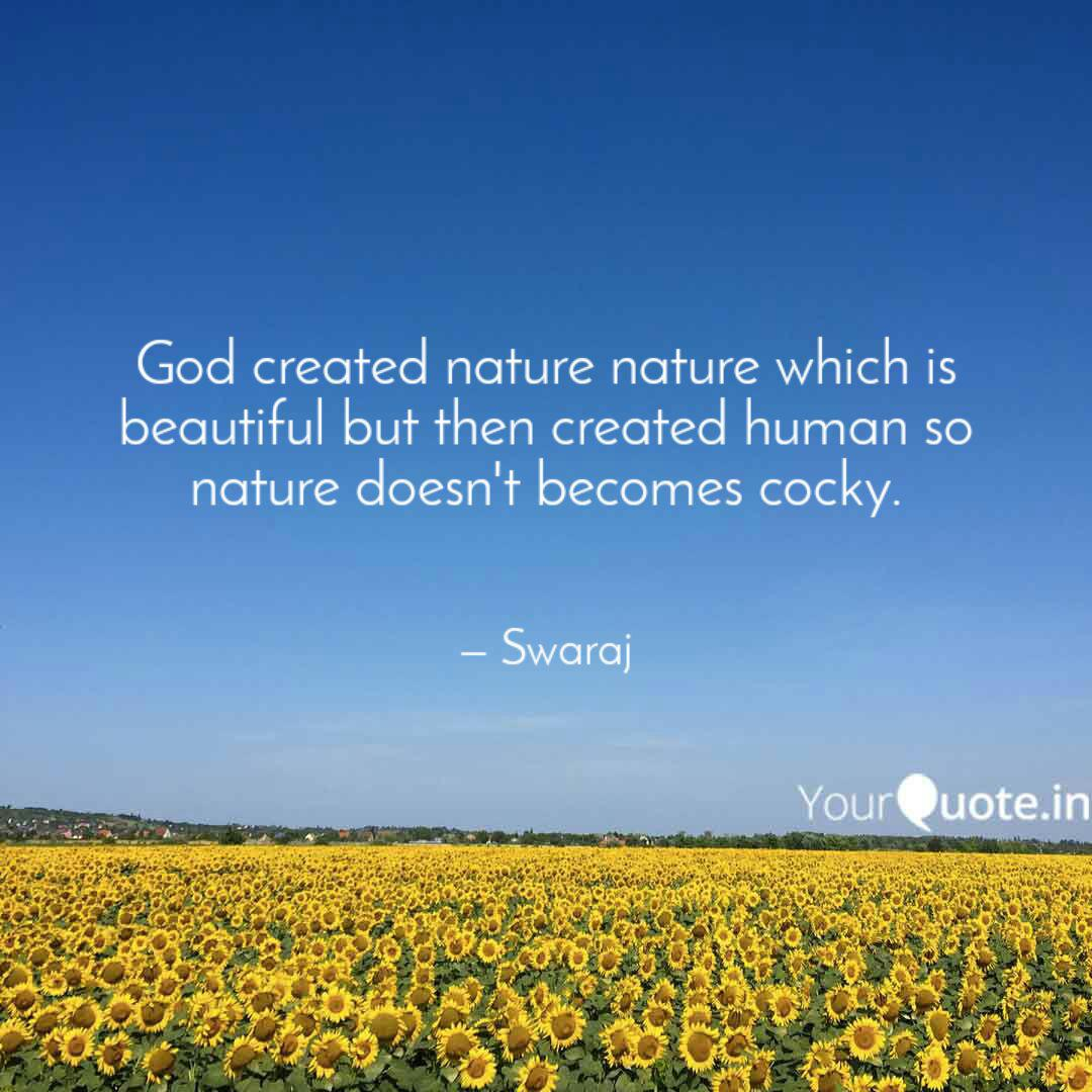 god created nature nature quotes writings by heath ledger