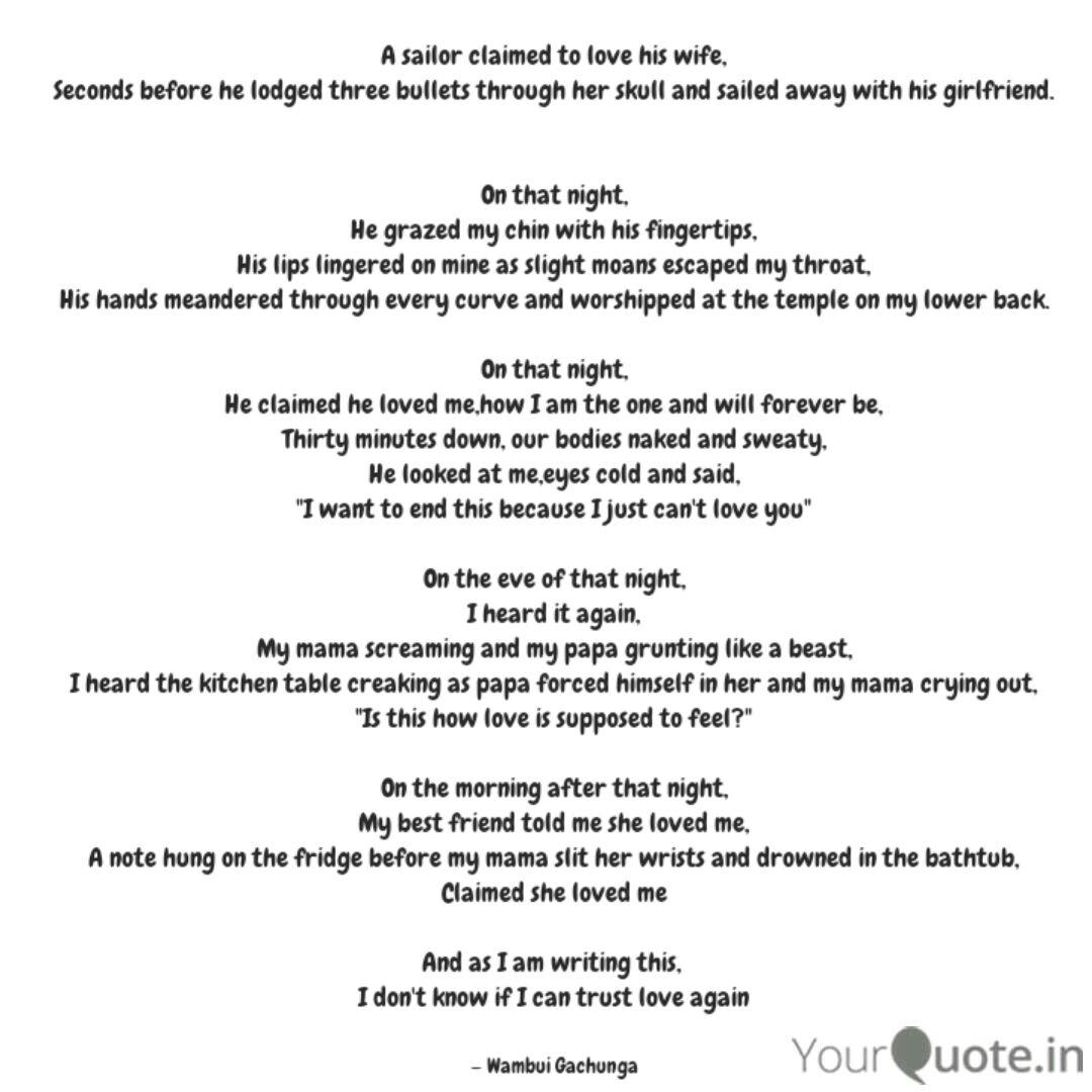 Sailor quotes for girlfriend