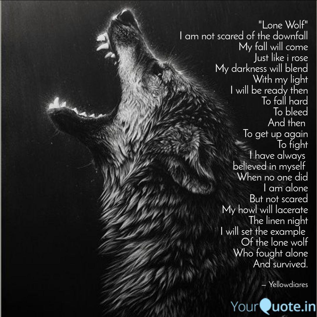 Lone Wolf\