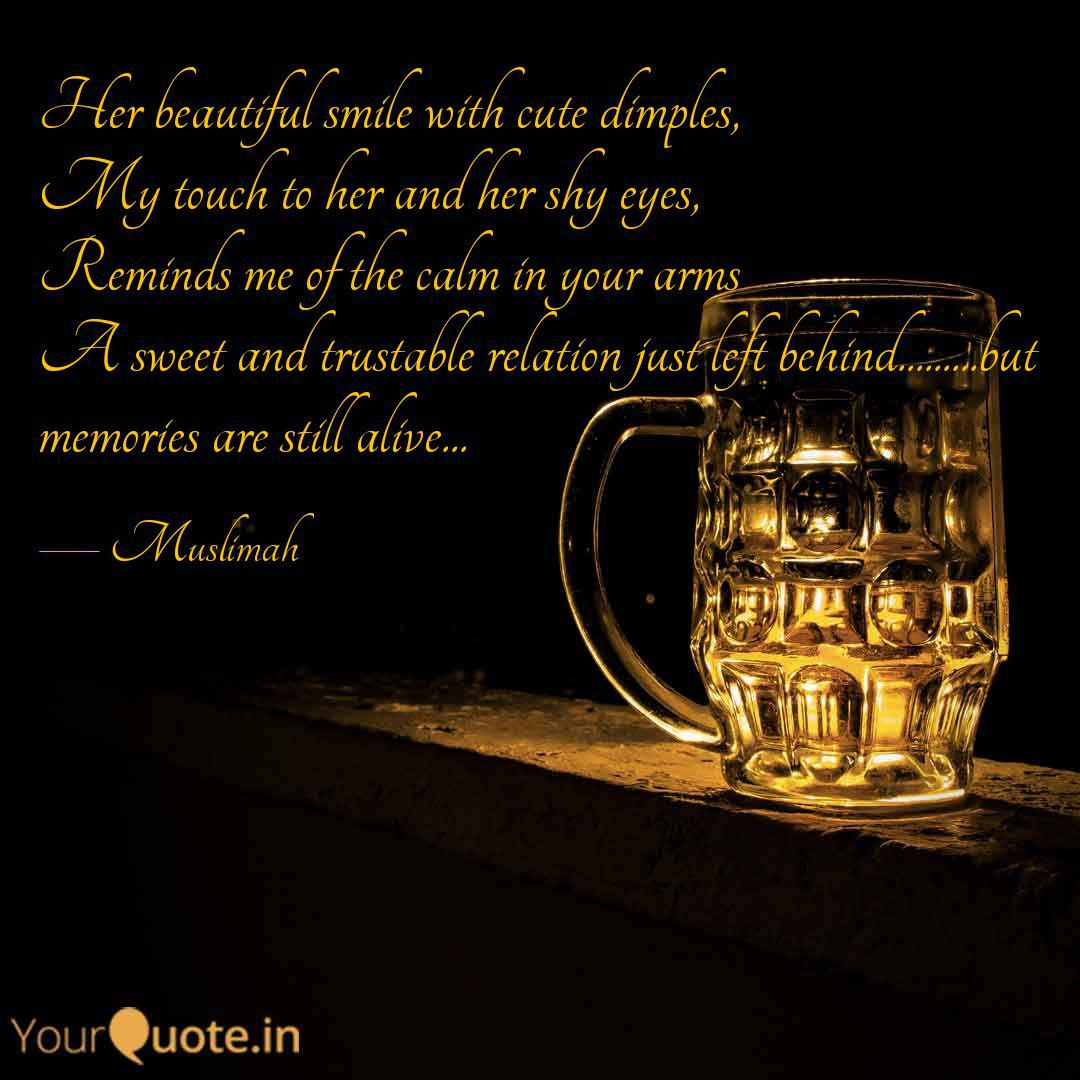 Her Beautiful Smile With Quotes Writings By Tahseen Syed Yourquote