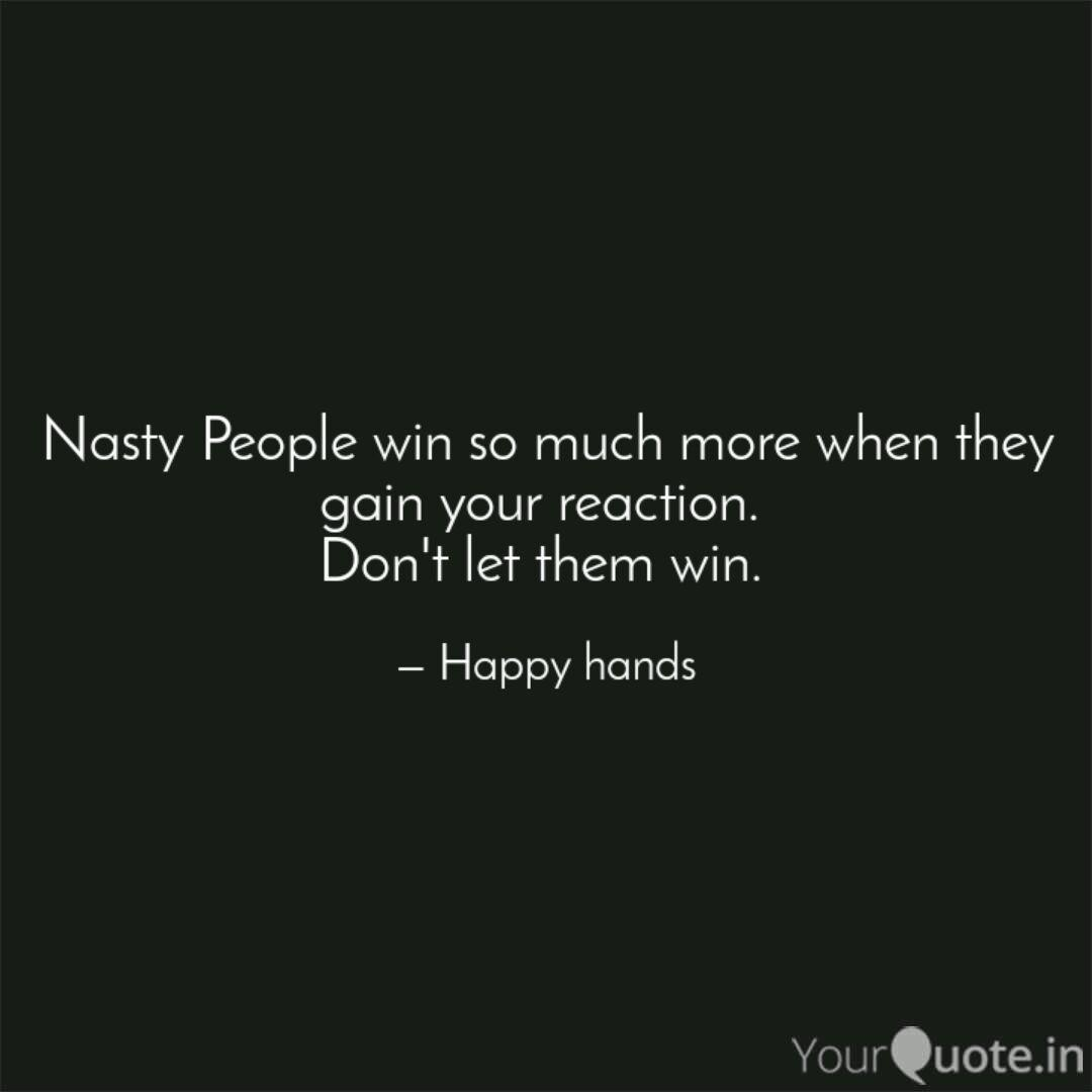 Nasty People win so much ... | Quotes & Writings by emily ...