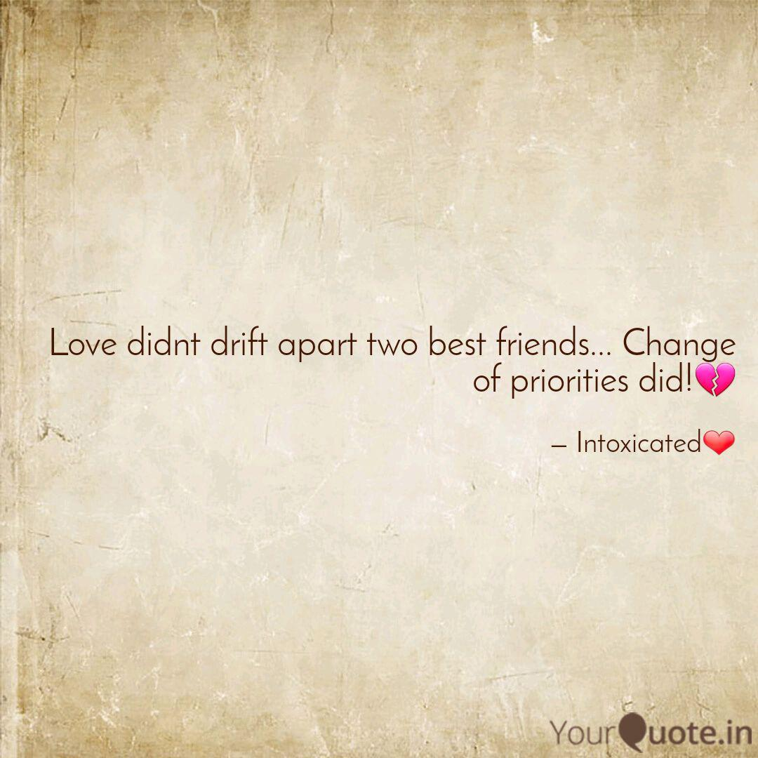 love didnt drift apart tw quotes writings by aadesh