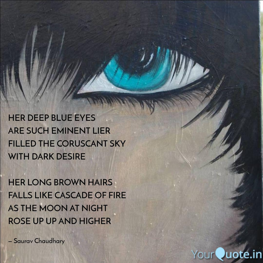 Best blueeyes Quotes, Status, Shayari, Poetry & Thoughts ...