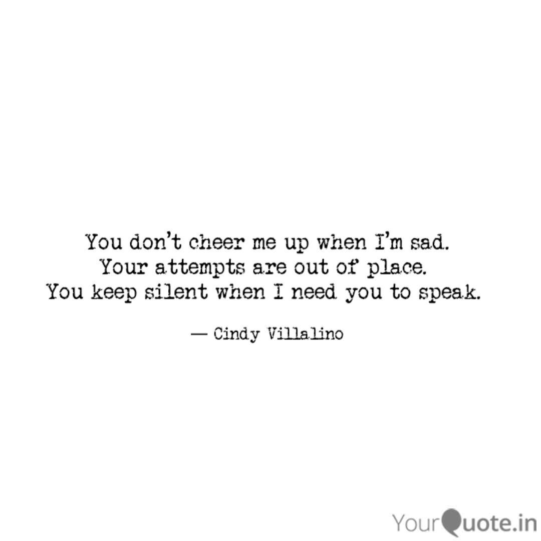 Quotes To Cheer Me Up