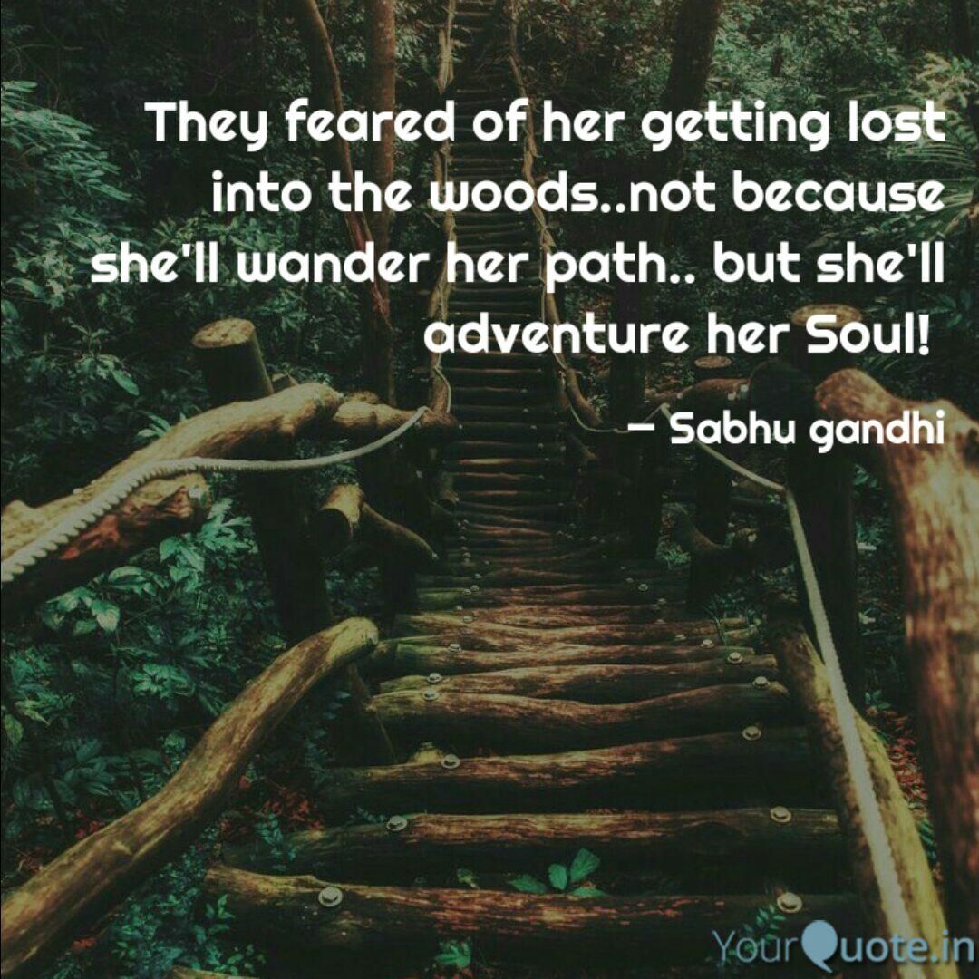 They feared of her gettin... | Quotes & Writings by ...