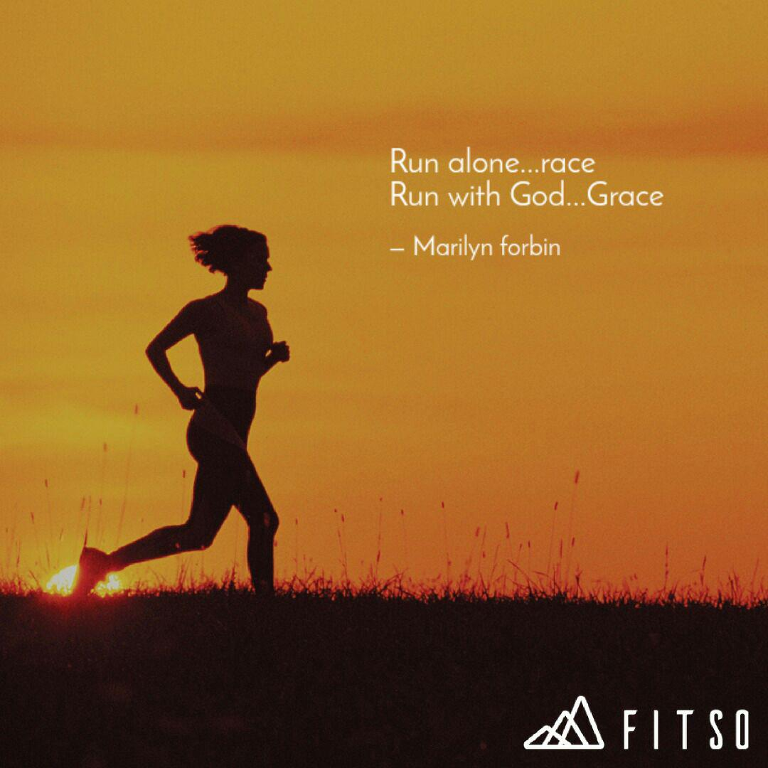 run alone race run quotes writings by forbin mehouo