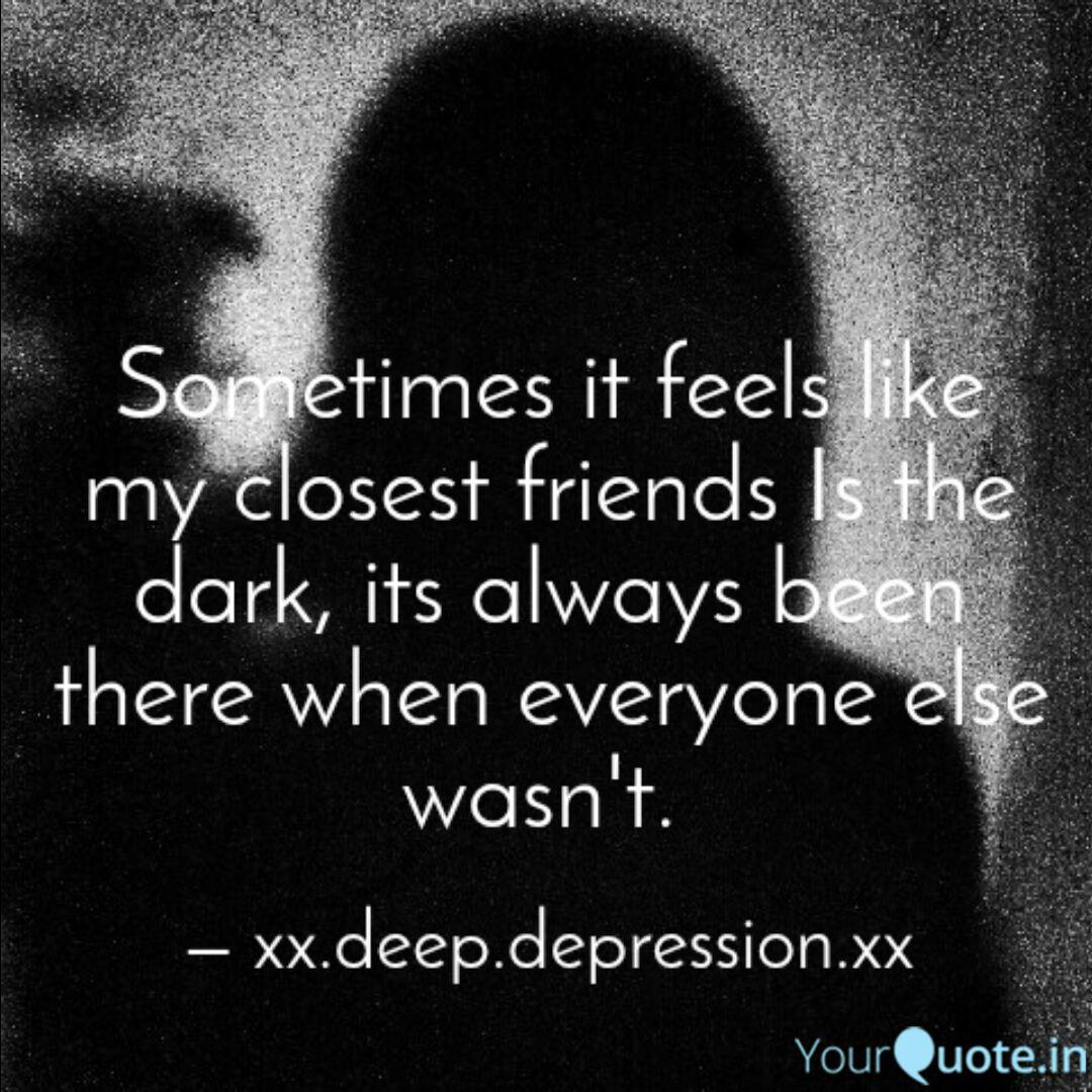 sometimes it feels like m quotes writings by xx deep