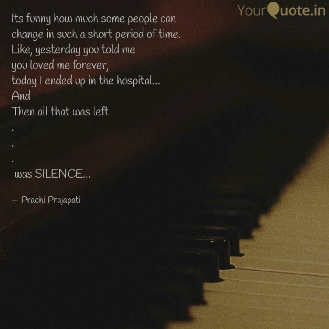 Its Funny How Much Some P Quotes Writings By Prachi