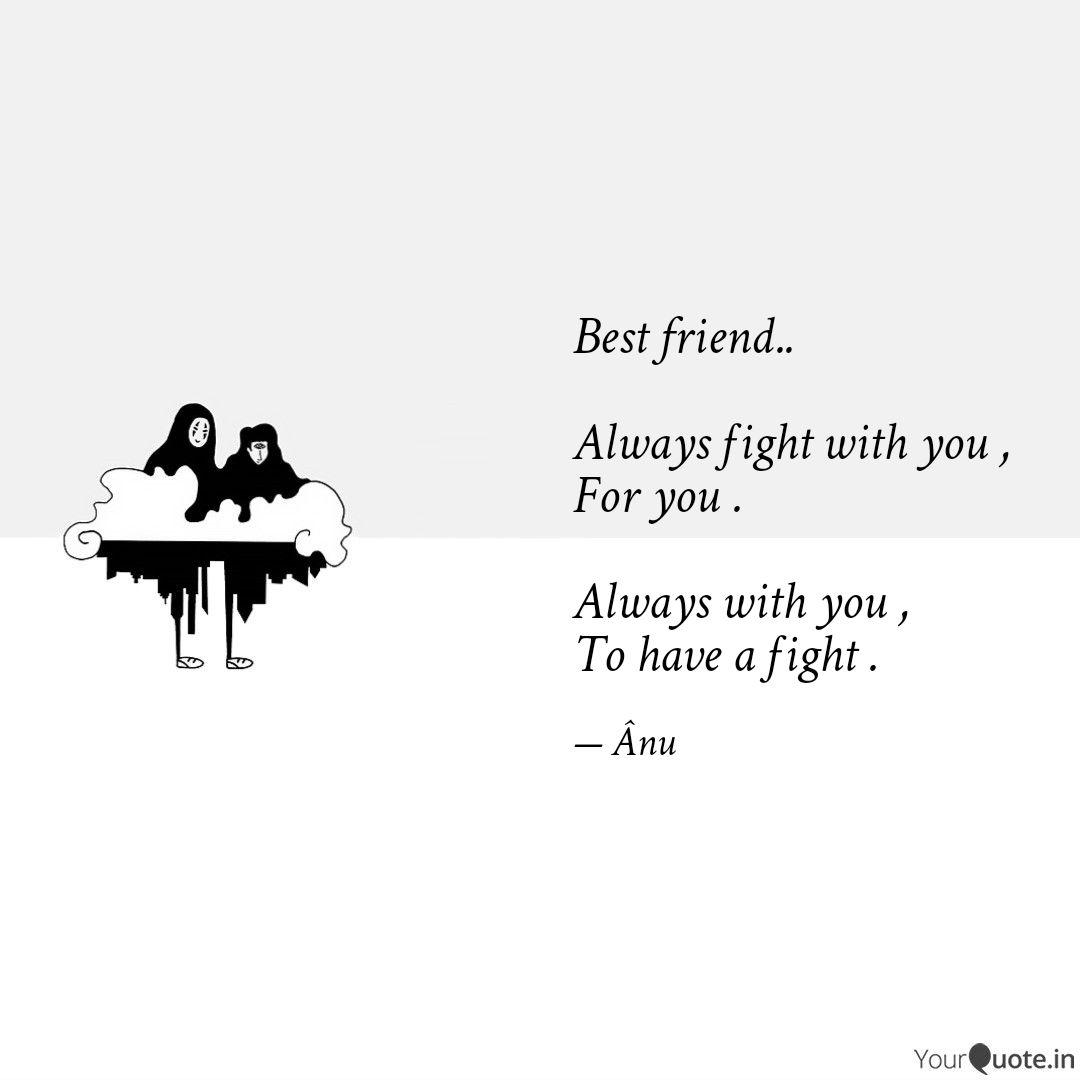 Best friend.. Always fig... | Quotes & Writings by pavani ...